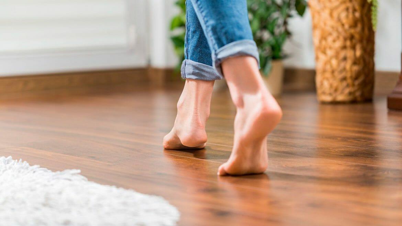 calefacción en suelos quick step
