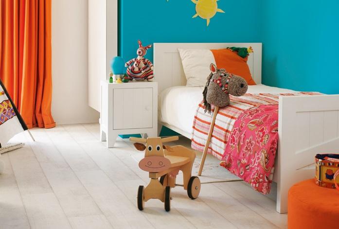 suelos laminados dormitorio