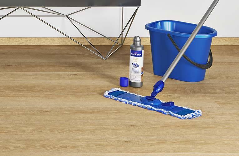 como limpiar suelos de madera