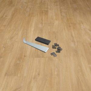 kit profesional de instalación suelo de madera
