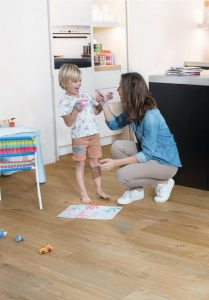 suelos para niños pequeños