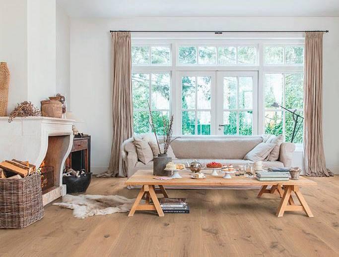 elegir un buen suelo de madera