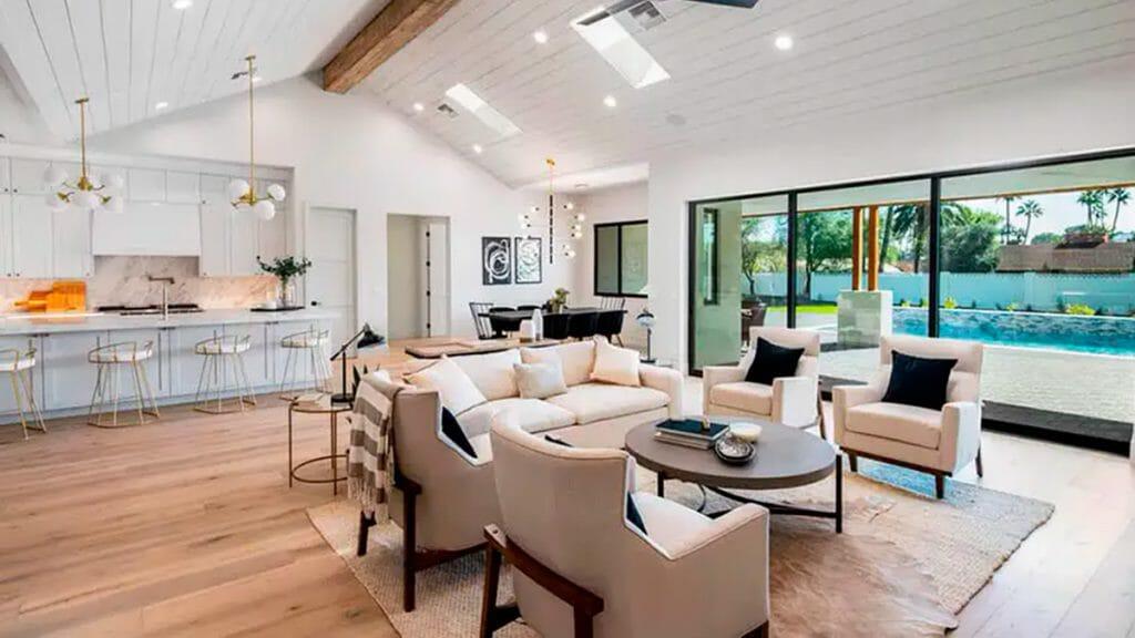 suelos sala de estar