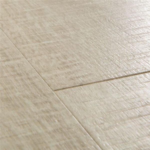 Quick Step Roble con cortes de sierra beige LAMINADOS - IMPRESSIVE