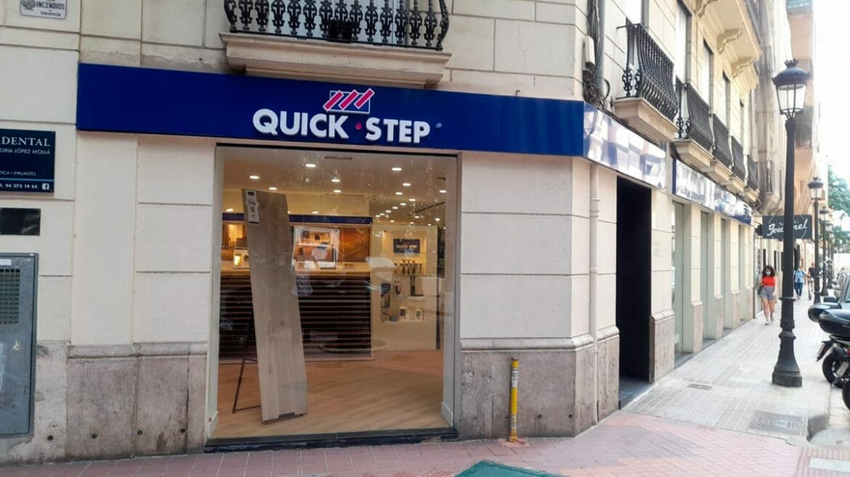 Diamond Store quick step valencia